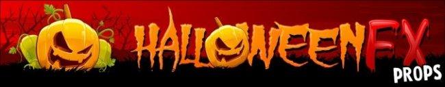 HalloweenFX Props