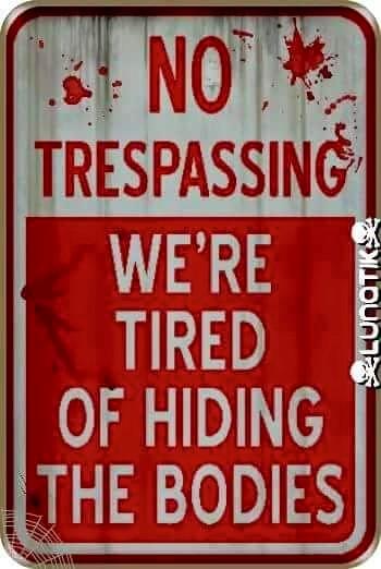 NoTrespassing
